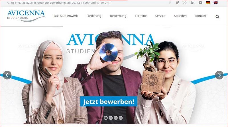 avicenna-studienwerk.de