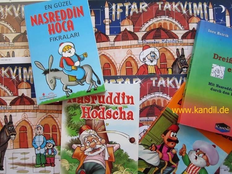 Nasreddin Hodscha, Kandil.de