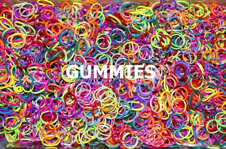 Ich bin ein Gummie