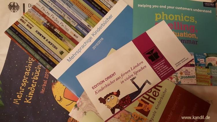 Mehrsprachige Kinderbücher auf der Frankfurter Buchmesse 2015