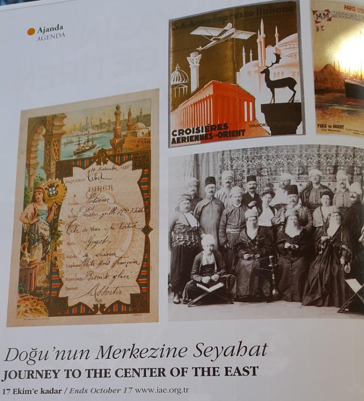 Historische Orientreisen