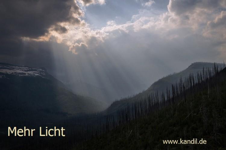 Mehr Licht|