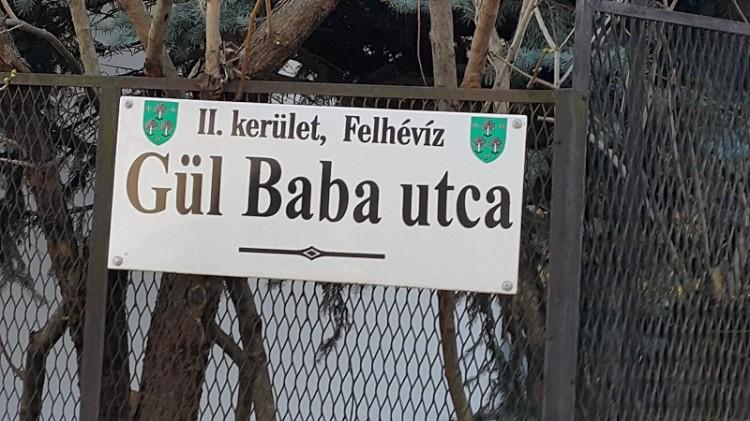Bei Gül Baba in Budapest