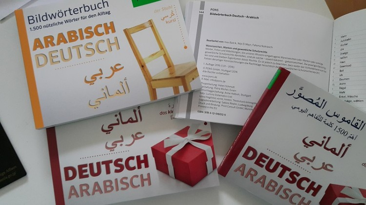 Bildwörterbuch Arabisch