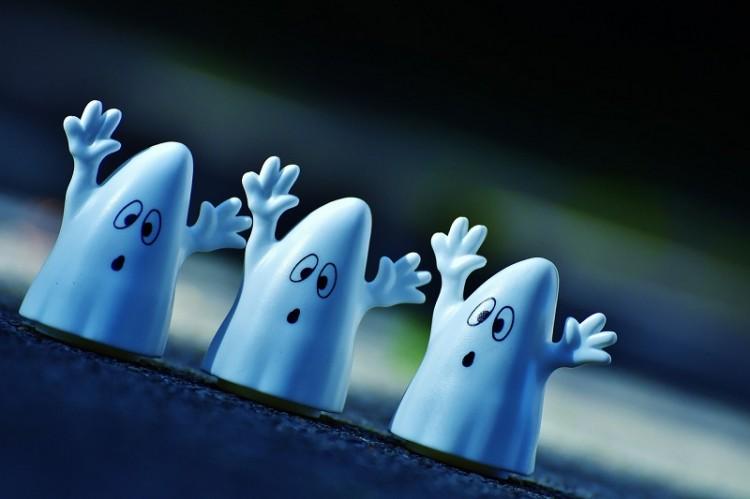 Kürbisse und andere Geister