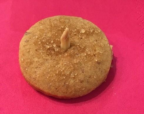 Teelicht-Kekse