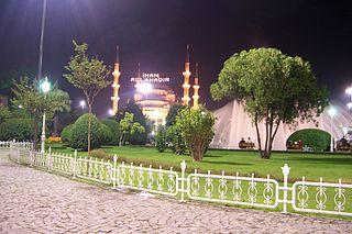 Ramadanbeleuchtung
