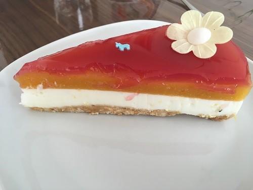 Buttermilch-Quark-Torte