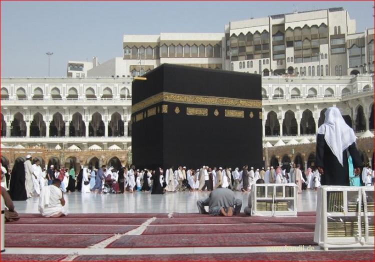 Wallfahrt nach Mekka