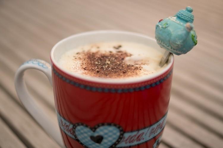 Sahlep tut so gut wie heißer Kakao