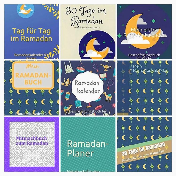 Ramadankalender für Kinder #KandilKalender