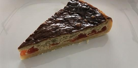 Camembert-Tarte