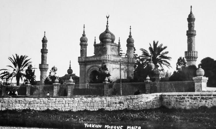 Türkischer Friedhof auf Malta