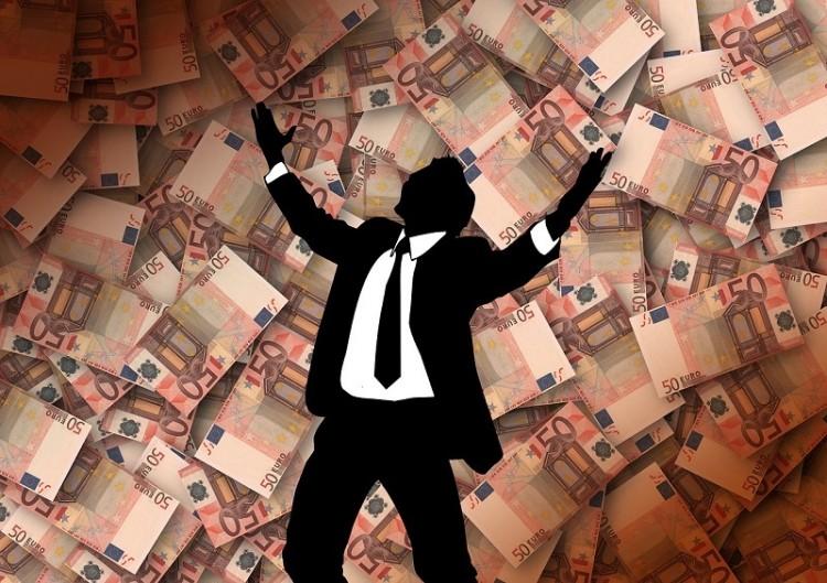 Geldsorgen, Geldsegen