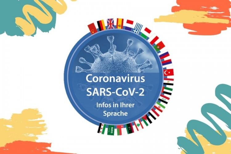 Mehrsprachige Infos zum Coronavirus
