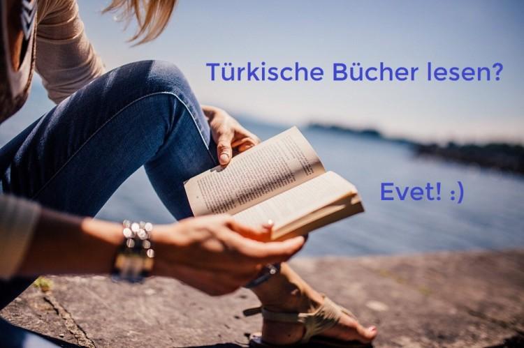 Türkische Bücher lesen