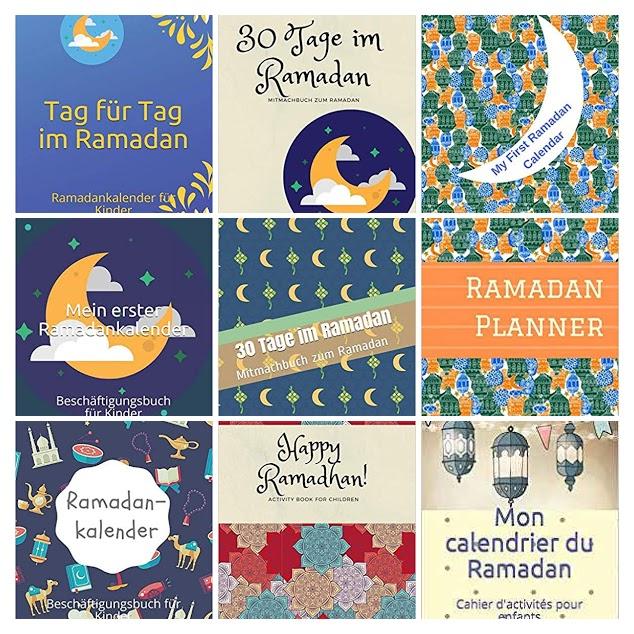 Kandil-Ramadankalender für Kinder