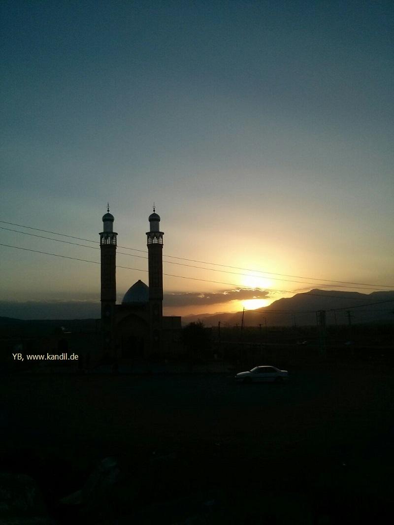 erste schiitische Moschee