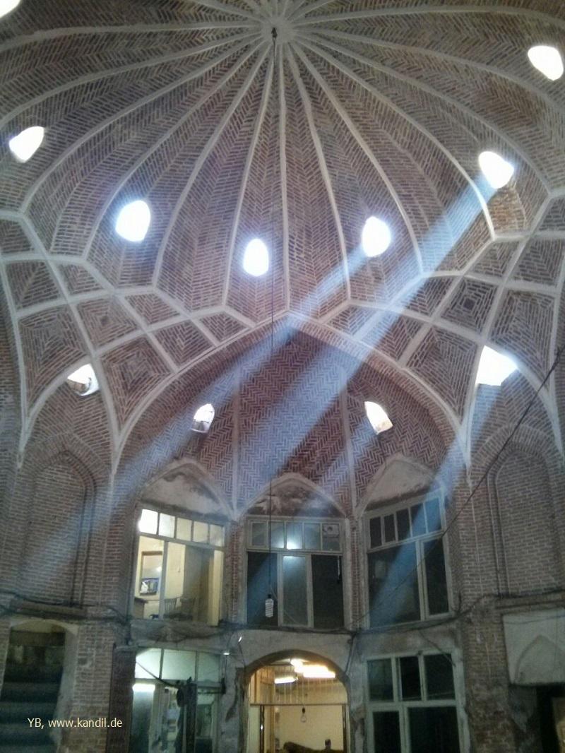 Bazar von Tabriz