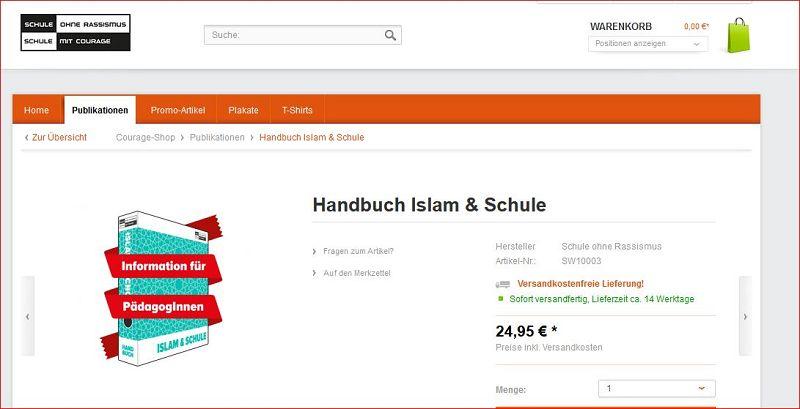 Handbuch Islam und Schule