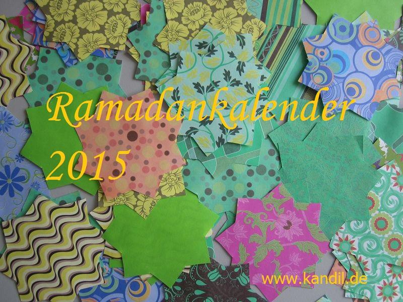 Ramadankalender 2015
