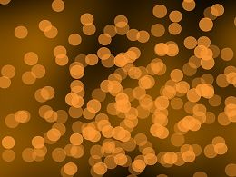 Lichterkette zum Ramadan