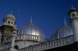 Mond im Ramadan