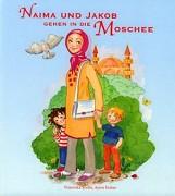 Naima und Jakob gehen in die Moschee