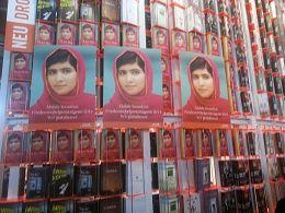 Friedensnobelpreis 2014 für Malala Yousafzai
