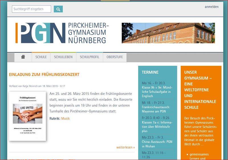Pirckheimer-Gymnasium Nürnberg