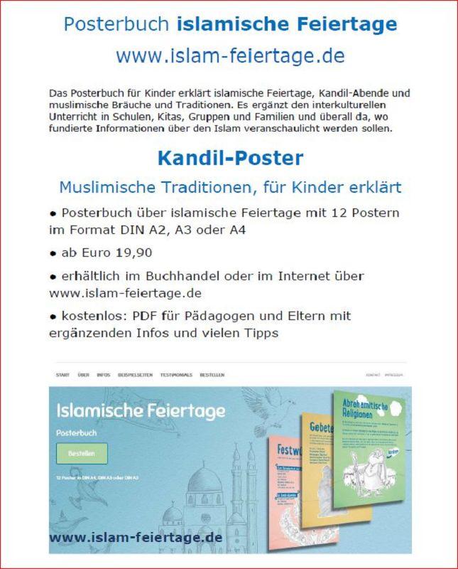 Infoblatt zum Posterbuch