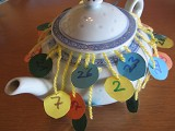 Ramadankalender Teekanne