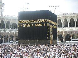 Kaaba in Mekka